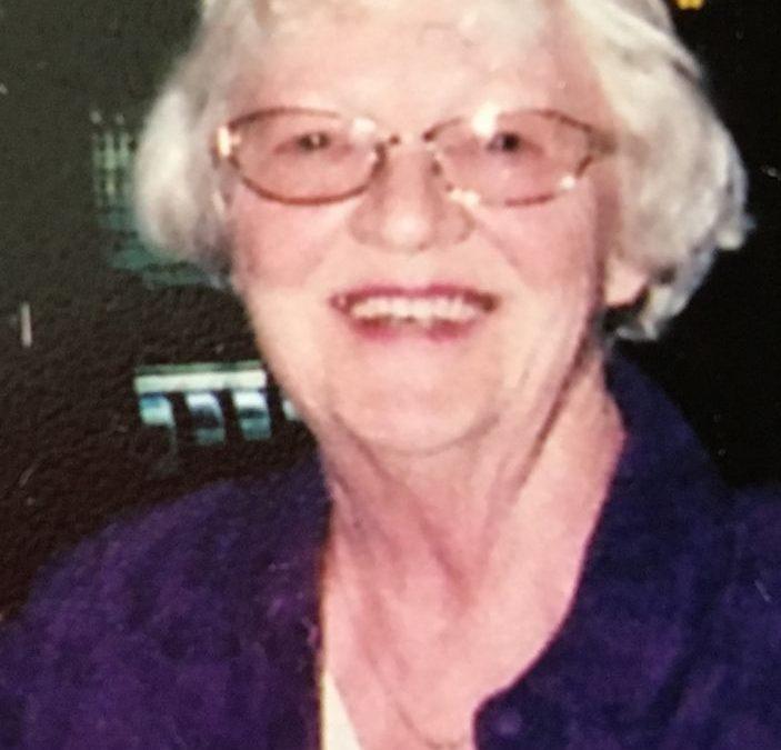 Patte Marie (nee Strassener) Jacobson