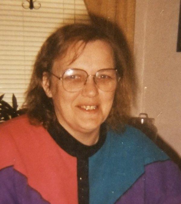 Ruth Ann (Brickson) Gladden