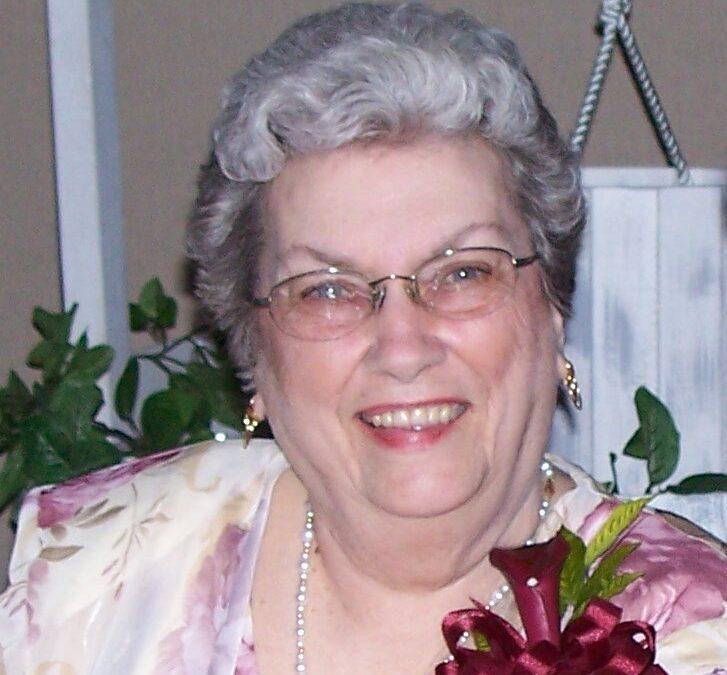 Virginia Juanita (Smith) Christenson