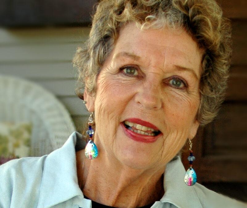 Margaret 'Maggie' Ann (Figgie) Parr
