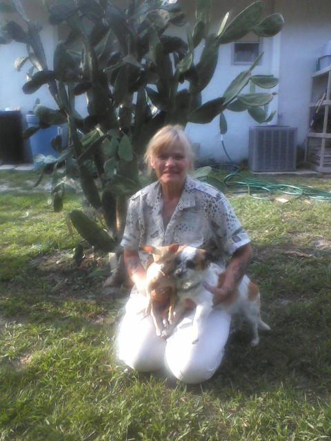 Sandra Renee Palenzuela